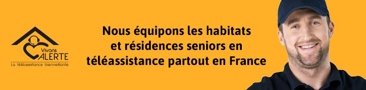 téléassistance pour residences seniors