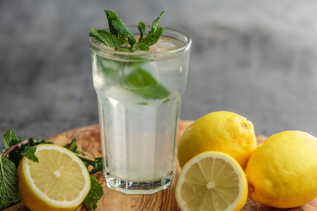 verre de citronnade