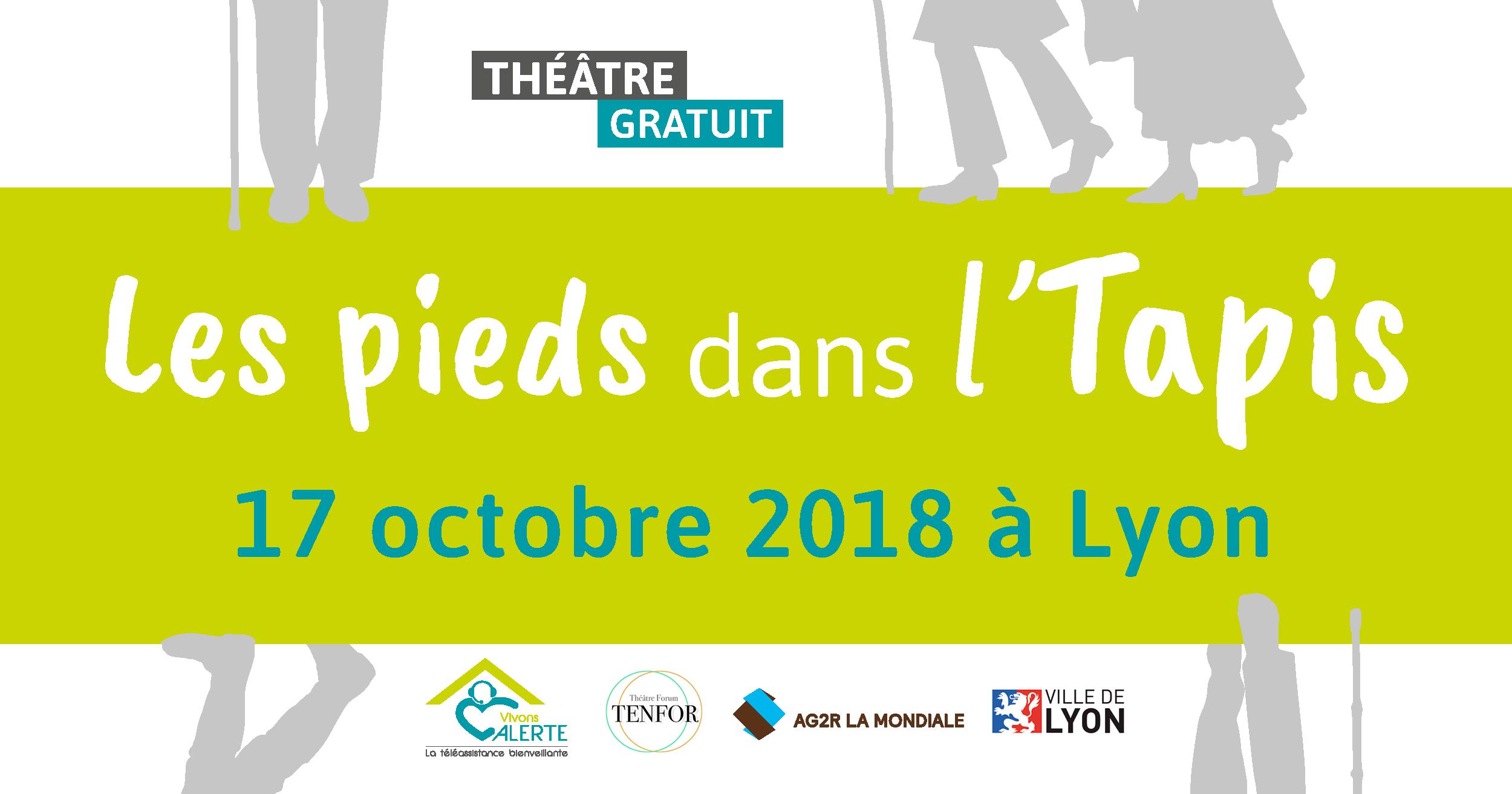 Théâtre Senior LYON - Association Alerte